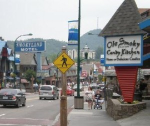 Gatlinburg, TennesseeGateway to Great Smoky National Park