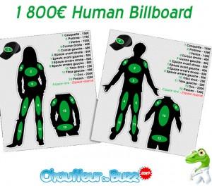 HumanBillboard